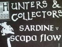 Sardine V at Sydney Uni Refectory
