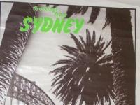 SARDINE v & Drop Bears Greetings from Sydney Poster