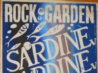 SARDINE v Second gig at the Rockgarden - 27/12/1980