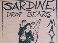 SARDINE v & Dropbears at Brownies
