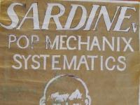 SARDINE v, Pop Mex & Systematics at Trade Union Club