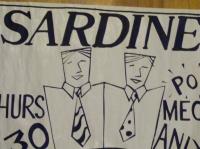 SARDINE v & Pop Mechanix at Stranded