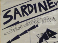 SARDINE v Shoe String Tour