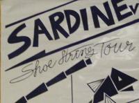 SARDINE v Shoe String Tour