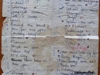 List of SARDINE v songs